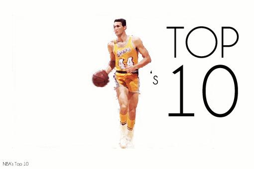 NBA-Top10
